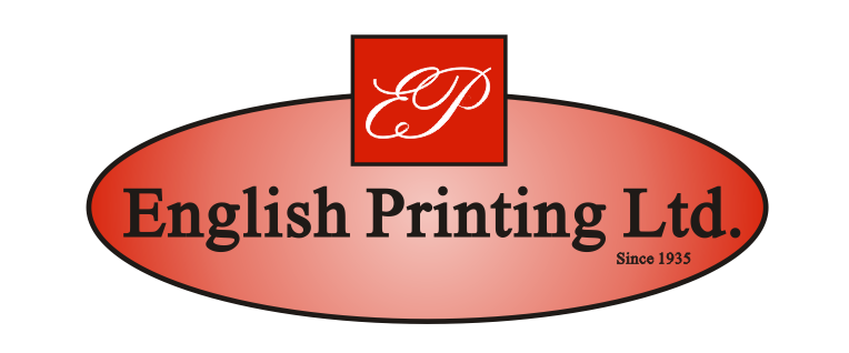 English Printing Ltd. Logo